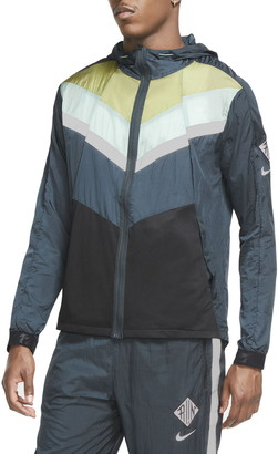 Nike Wild Windrunner Hooded Running Jacket