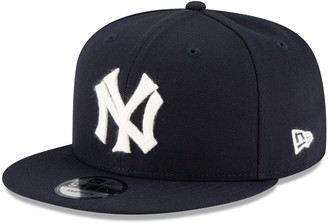 New Era Men's Navy New York Yankees C-Town 9FIFTY Snapback Hat