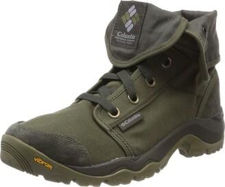 Columbia Men's Casual Shoes CAMDENGreen (Nori Grey 383) 7.5 UK (41.5 EU)