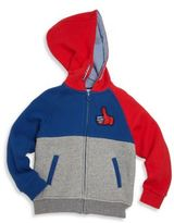 Little Marc Jacobs Toddler's, Little Boy's & Boy's American Movies Hooded Jogging Jacket