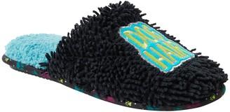 Dearfoams Women's Novelty Scuff Slippers with Bone Toy