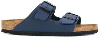 Birkenstock buckle-strap sandals