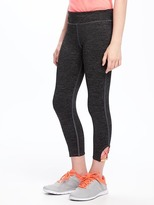 Old Navy Go-Dry Cool Cut-Out Performance Leggings for Girls