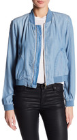 philosophy Chambray Bomber