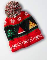 American Eagle Outfitters AE Light Up Festive Beanie