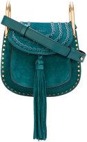Chloé Mini Hudson bag - women - Calf Suede/metal - One Size
