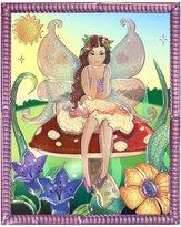 Melissa & Doug Petite Peel & Press Sticker by Number - Fairy