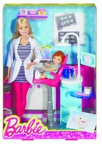 Barbie Medical Complete Playset Assorted