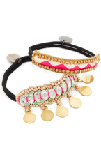 Deepa Gurnani Deepa By Kiden Ponytail Holders