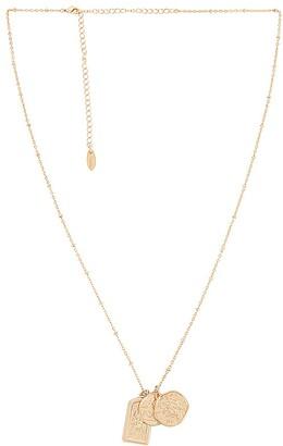 Ettika Long Coin Necklace