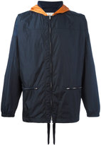 Marni hooded lightweight jacket