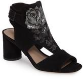 Donald J Pliner Women's Haruna Embellished Bootie Sandal