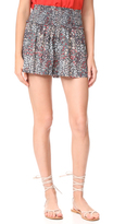 Rebecca Taylor Wildflowers Shorts