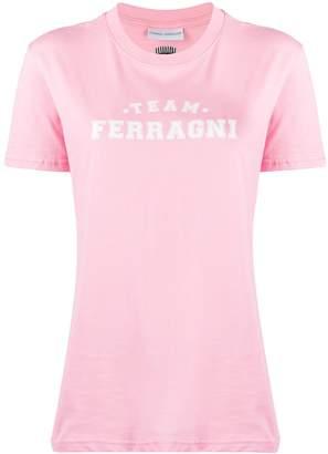 Chiara Ferragni logo-print T-shirt