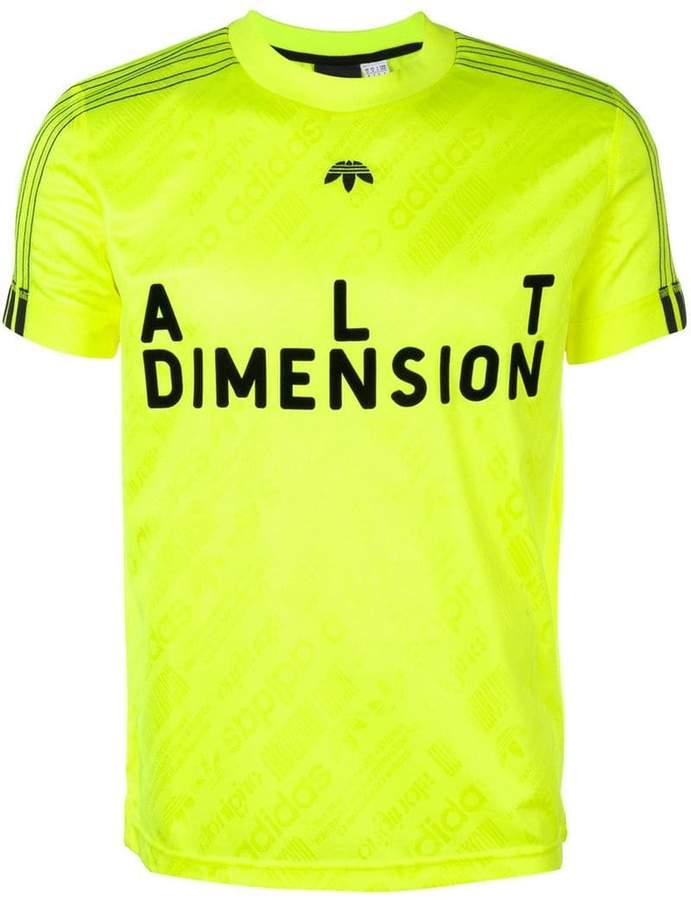 adidas By Alexander Wang soccer T-shirt