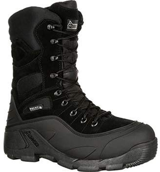 """Rocky Men's FQ0005455 Mid Calf Boot"""" to BlizzardStalker Pro Waterproof 1200G Insulated Boot"""