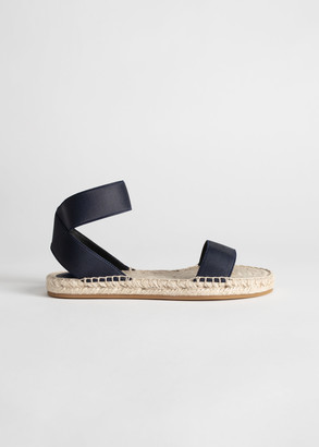 And other stories Strappy Espadrille Sandal