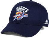 adidas Oklahoma City Thunder Structured Basic Adjustable Cap