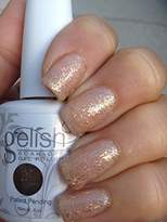 Harmony Gelish Soak Off .5 oz Bronzed Gel Nail Color UV Manicure Polish Pedicure by