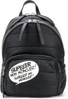 Moncler patched Kilia backpack
