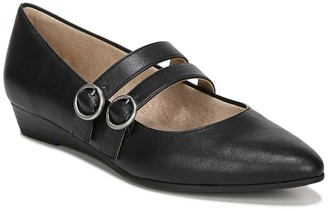 Wanderlust Mary Jane Flat - Wide Width Available