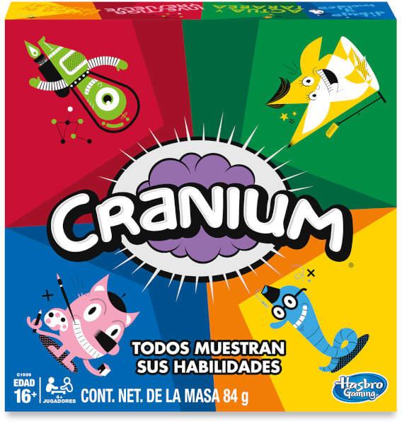 Hasbro Cranium Board Game