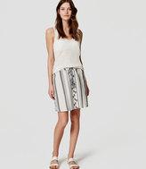 LOFT Beach Sandbar Skirt