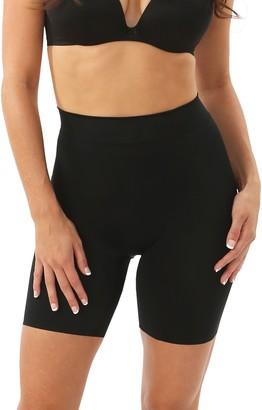 Tucker Mother Shortie High Waist Compression Shorts