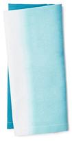 S4 S/4 Dip-Dye Napkins, Teal