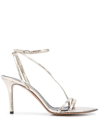 Isabel Marant Axee leather sandals