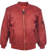 "Swiss Cross Big Boys' ""Classic Mode"" Reversible Flight Jacket"
