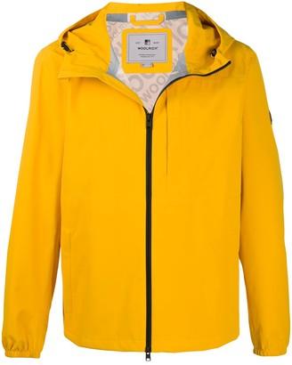 Woolrich Hooded Rain Jacket