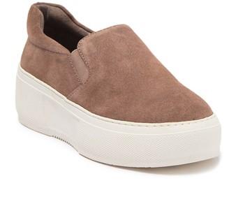 J/Slides Cleo Slip-On Platform Sneaker