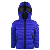 AI Riders On The Storm AI Riders On The StormDazzling Blue Down Padded Coat