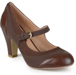 Journee Collection Women's Siri Pumps Women's Shoes