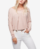 Free People Cloud Nine Drapey Boxy Top
