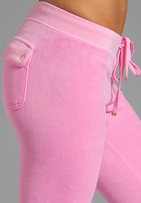 Juicy Couture Velour Capri Sweatpant