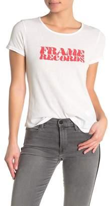 Frame True Short Sleeve T-Shirt