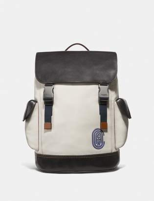 Coach Rivington Backpack With Patch