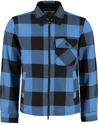 Woolrich Buffalo Checked Overshirt