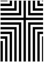 Eichholtz Carpet Thistle Black Rectangle Small