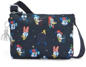 Kipling Disney's Mickey & Friends Raina Crossbody