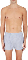 Thom Browne Men's Cotton Oxford Cloth Boxers