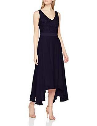 S'Oliver BLACK LABEL Women's 70.903.82.7266 Party Dress,(Herstellergröße: 44)