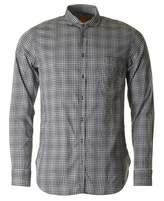 BOSS ORANGE Cattitude Long Sleeved Gingham Shirt