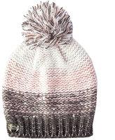 Betsey Johnson Crystal Light Knit Beanie