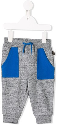 The Marc Jacobs Kids Heather tracksuit pants