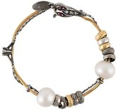 Iosselliani 'Silver Heritage' pearl bracelet