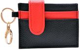 Black & Red Credit Card Holder