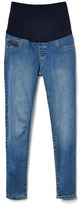 Gap Maternity full panel easy legging ankle jeans